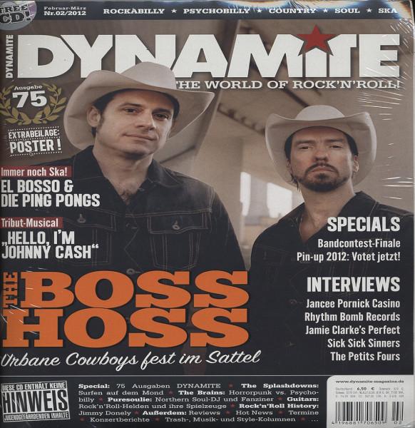 Nr.75 (2012-2) - Magazin & CD