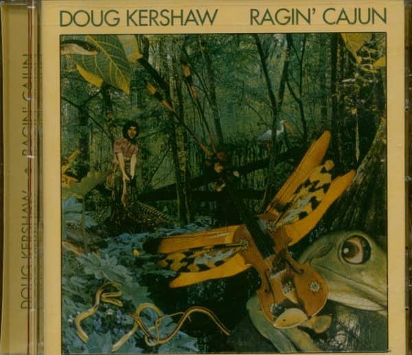Ragin' Cajun (CD)