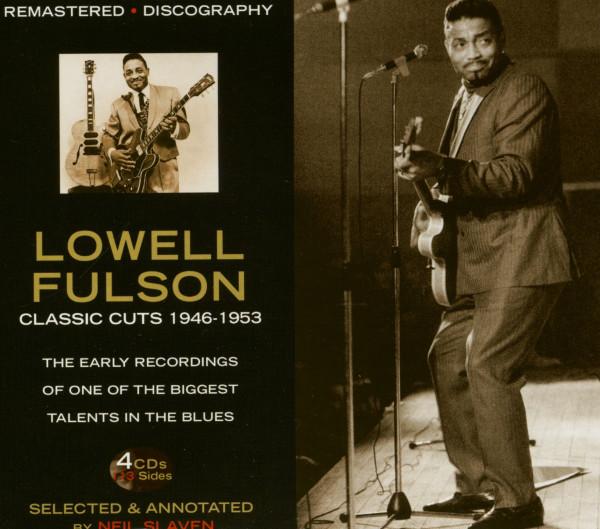 Lowell Fulson - Classic Cuts 1946-1953 (4-CD)