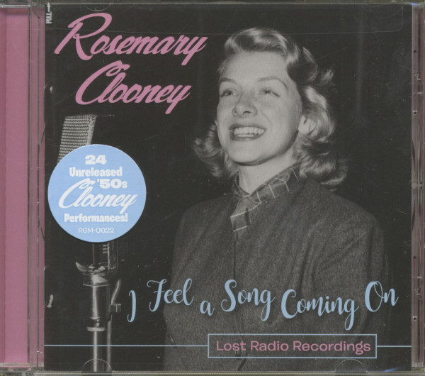 I Feel A Song Coming On - Lost Radio Recordings (CD)