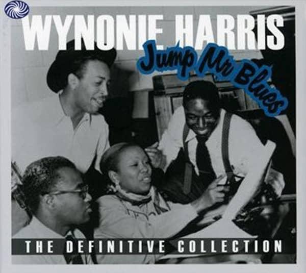 Jump Mr. Blues (2-CD)
