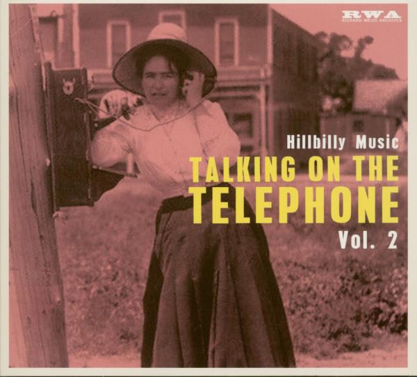 Talking On The Telephone Vol.2 - Hillbilly Music (CD)