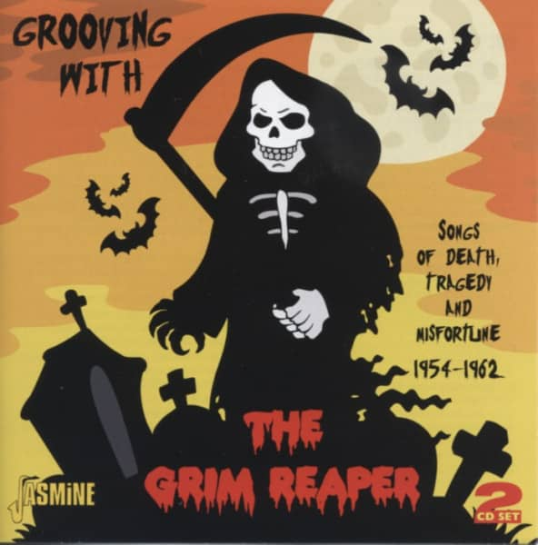 Grooving With The Grim Reaper (2-CD)