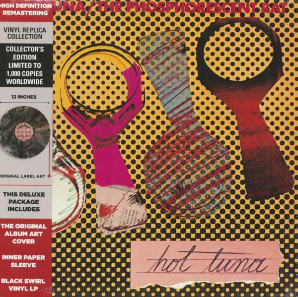 Phosphorescent Rat (LP, Colored Vinyl, Ltd.)