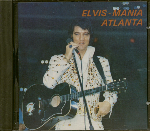 Elvis Mania Atlanta (CD)