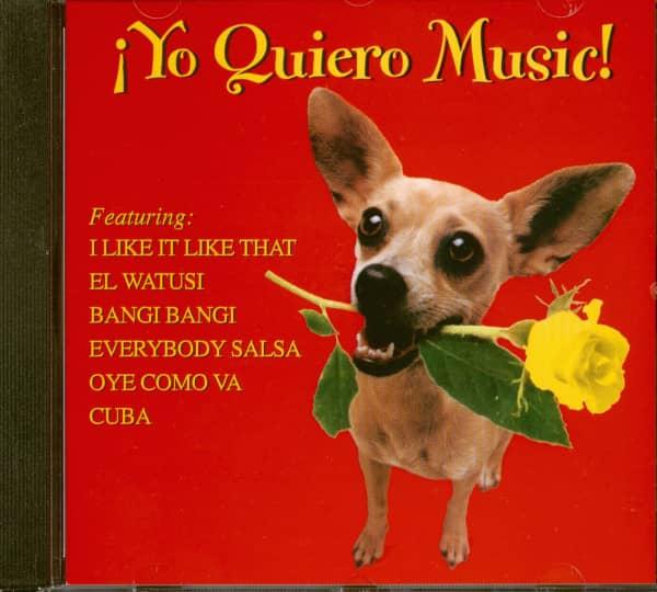 Yo Quiero Music - Cut Out (CD)