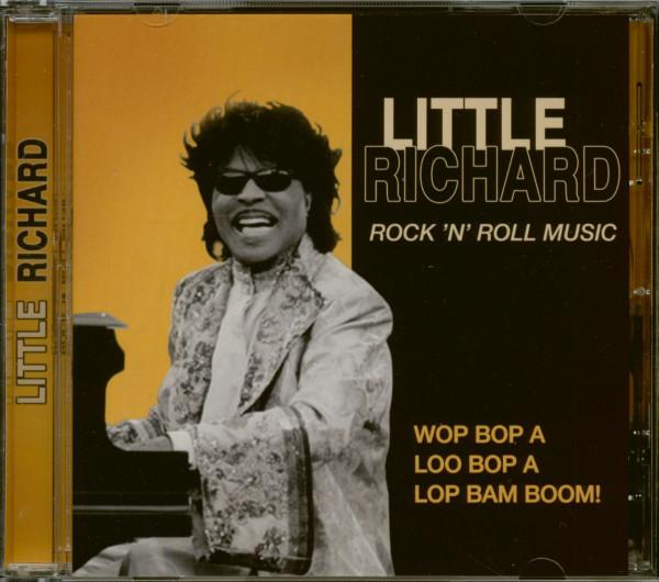 Rock 'N' Roll Music (CD)