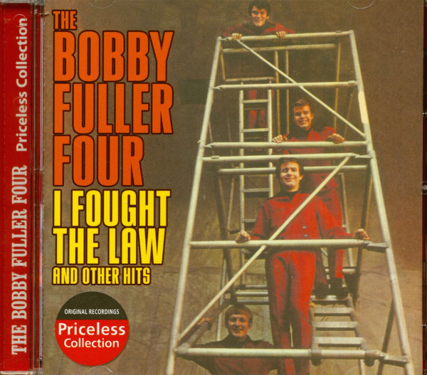 I Fought the Law & Other Hits (CD)