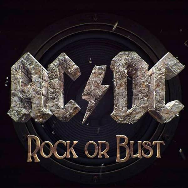 Rock Or Bust (180g Vinyl-LP incl. CD-Album)