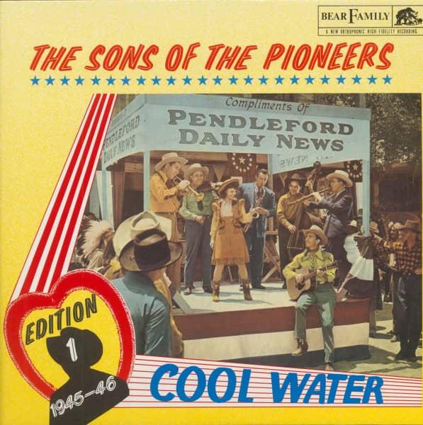 Vol.1 1945-46 - Cool Water (Vinyl)