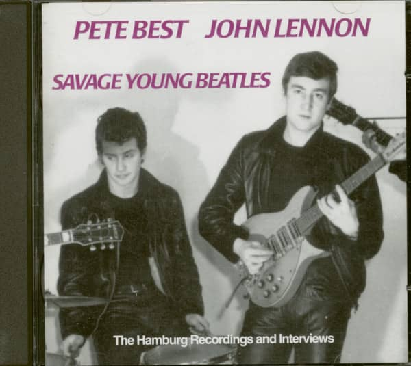 Savage Young Beatles (2-CD)