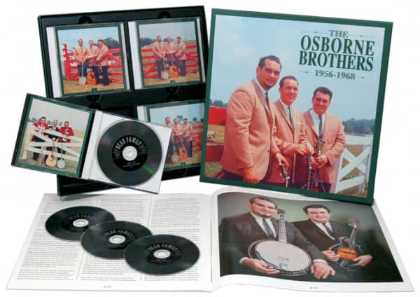 1956-1968 (4-CD)