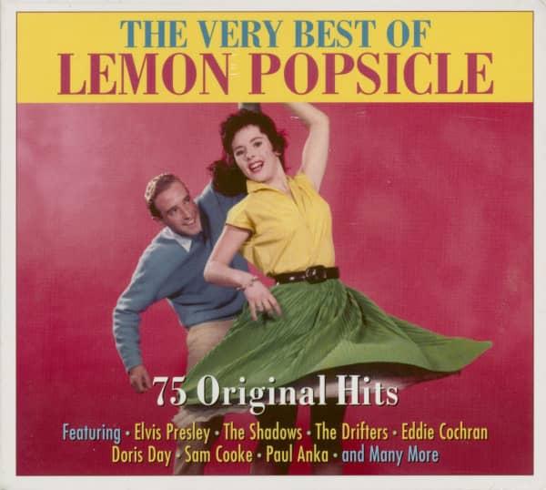 The Very Best Of Lemon Popsicle (3-CD)