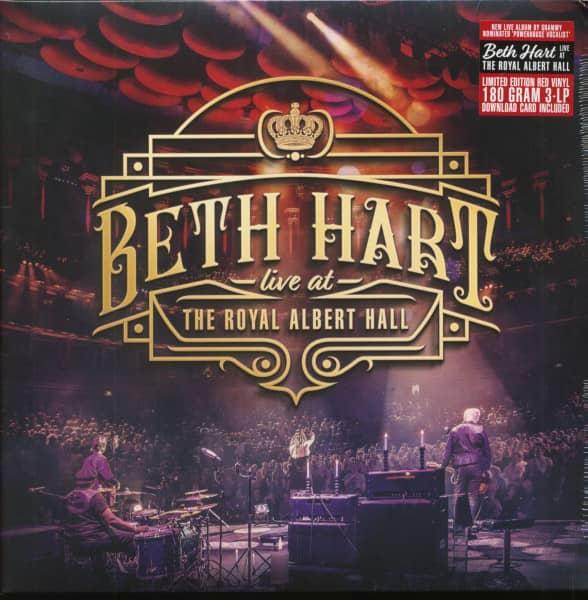 Live At Royal Albert Hall (3-LP)
