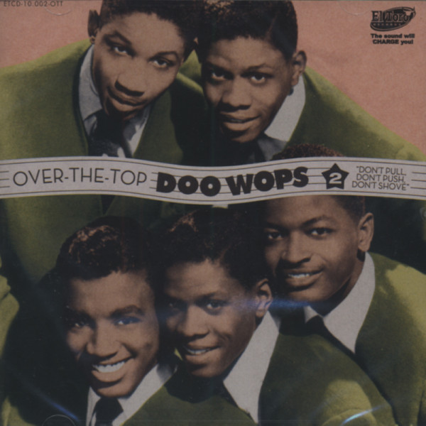 Over The Top Doo Wops Vol.2