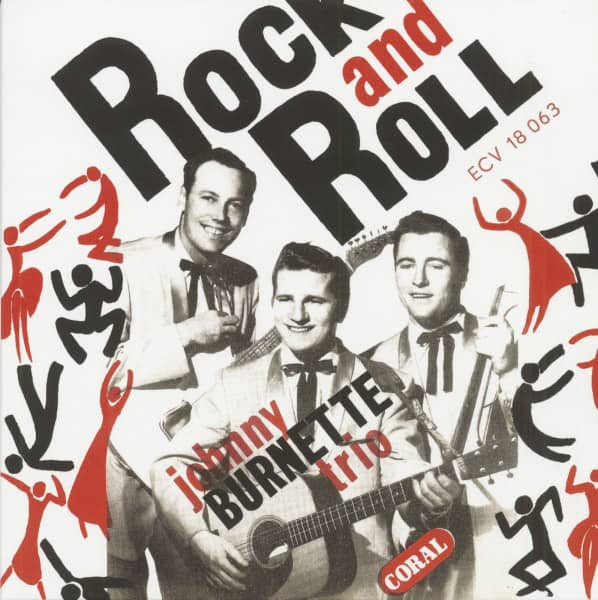 Rock And Roll (EP, 45rpm, 7inch, PS)