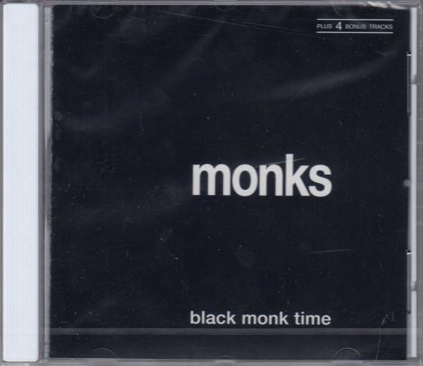 Black Monk Time (CD)