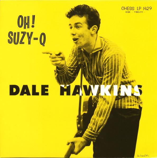 Oh! Suzie-Q (LP)