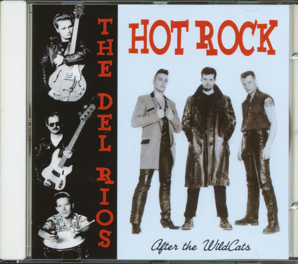 The Del Rios - Hot Rock - After The Wildcats (CD)
