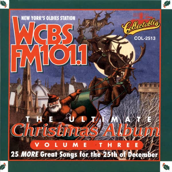 The Ultimate Christmas Album Vol.3 (CD)