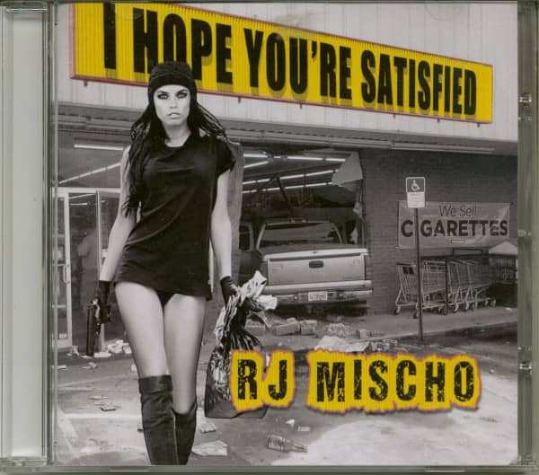 I Hope You're Satified (CD)