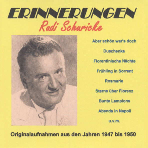 Erinnerungen 1947-50
