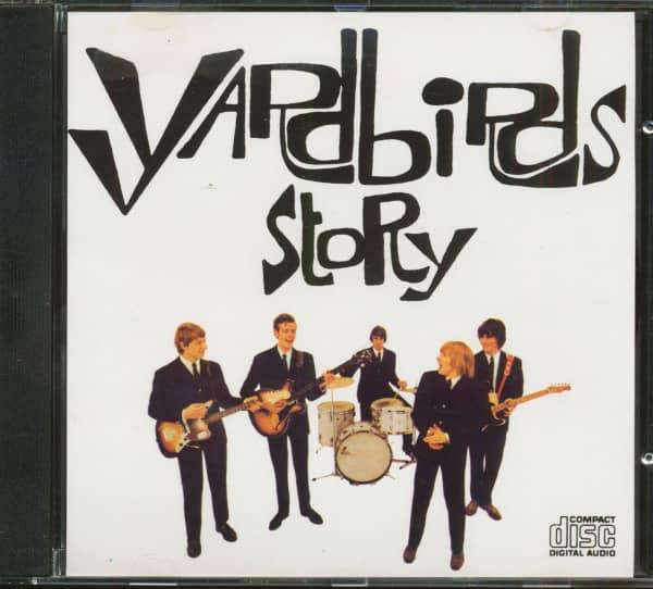 Yardbirds Story (CD)