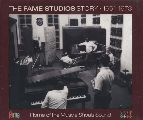 The Fame Studios Story (3-CD)
