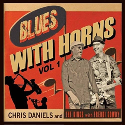 Blues with Horns, Vol. 1 (CD)