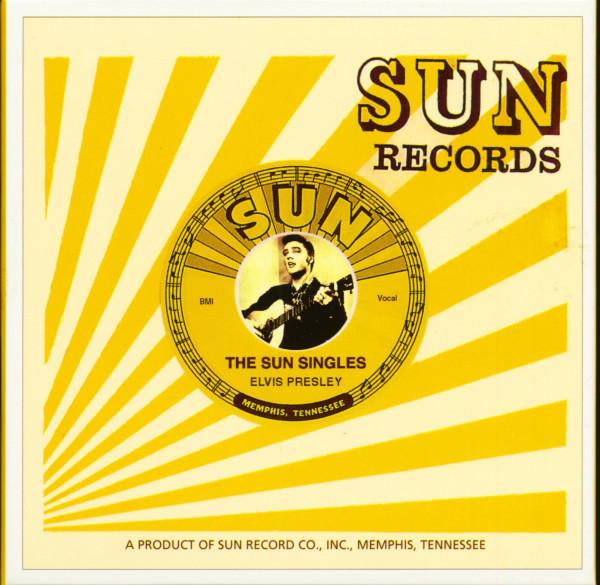 The Sun Singles (6-CDR)
