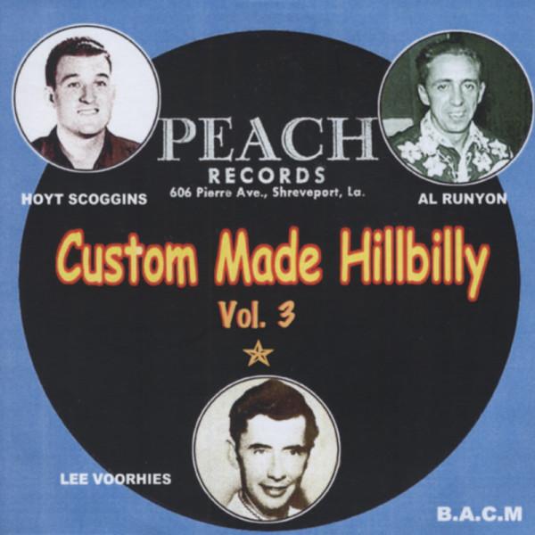 Vol.3, Custom Made Hillbilly