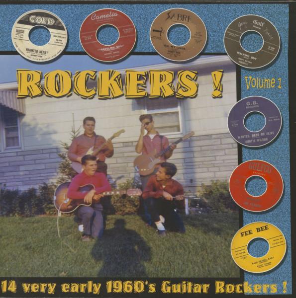 Rockers Vol.1 (LP)