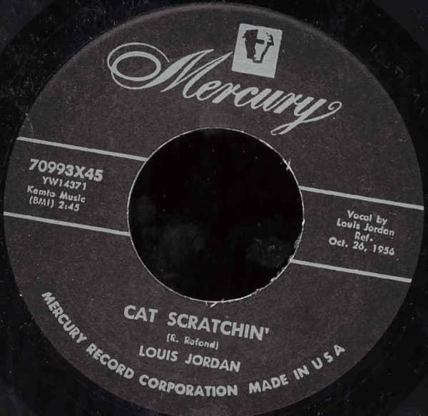 Cat SCratchin' - Big Bess 7inch, 45rpm