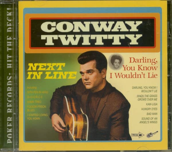 Next In Line - Darling You Know I Wouldn't Lie (CD)