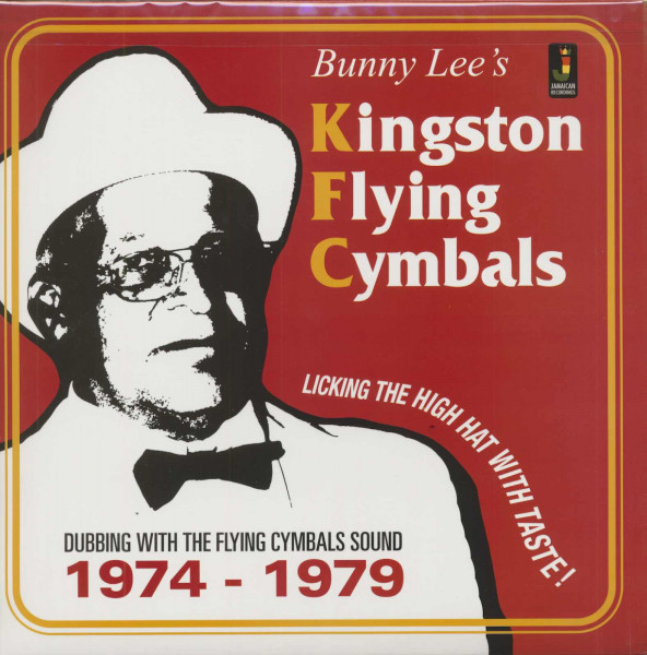 Dubbing With The Flying Cymbals Sound 1974-1979 (LP, 180g Vinyl)