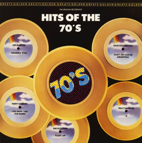 Golden Greats - Hits Of The 70's (LP)
