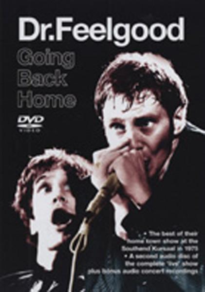 Going Back Home (CD&DVD)