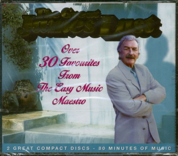 The Great James Last (2-CD)