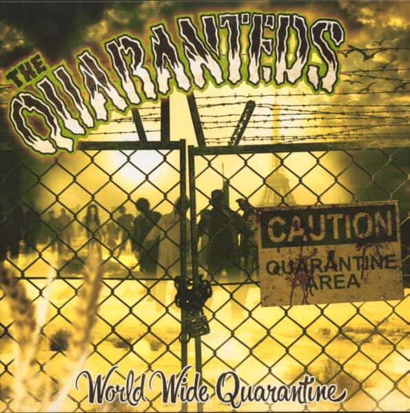 World Wide Quarantine (LP)