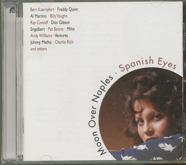 Spanish Eyes (24 Versions)
