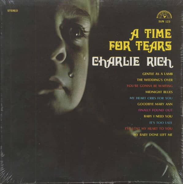 A Time For Tears (LP)
