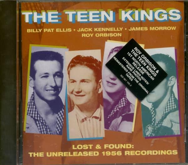 The Teen Kings (CD)