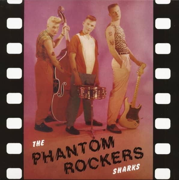 Phantom Rockers (LP)