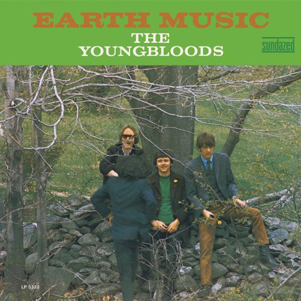 Earth Music (1967) HQ-Vinyl