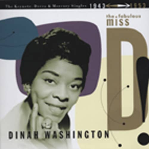 The Fabulous Miss D! (4-CD) Limited Edition