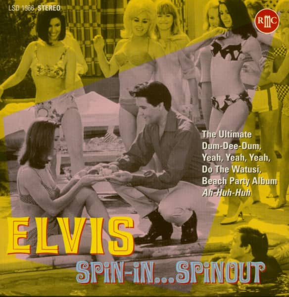 Spin-In...Spinout (CD)