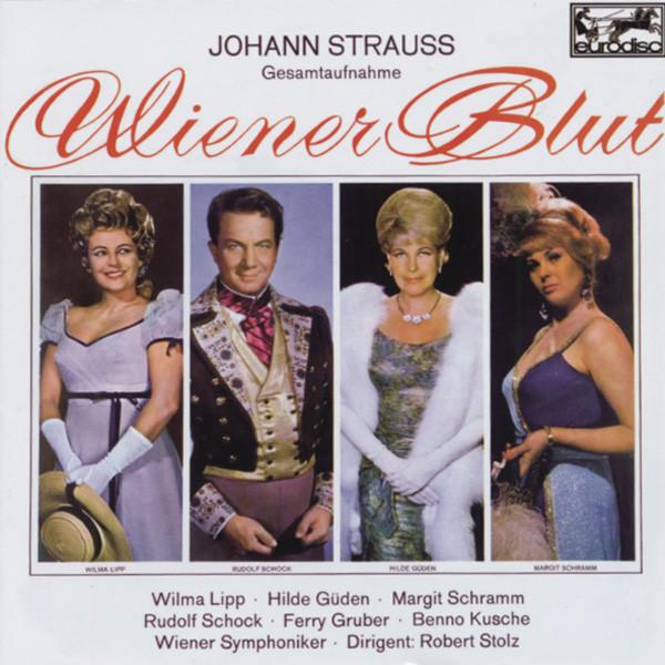 Wiener Blut 1965 (2-CD) (Schramm - Schock - Stolz