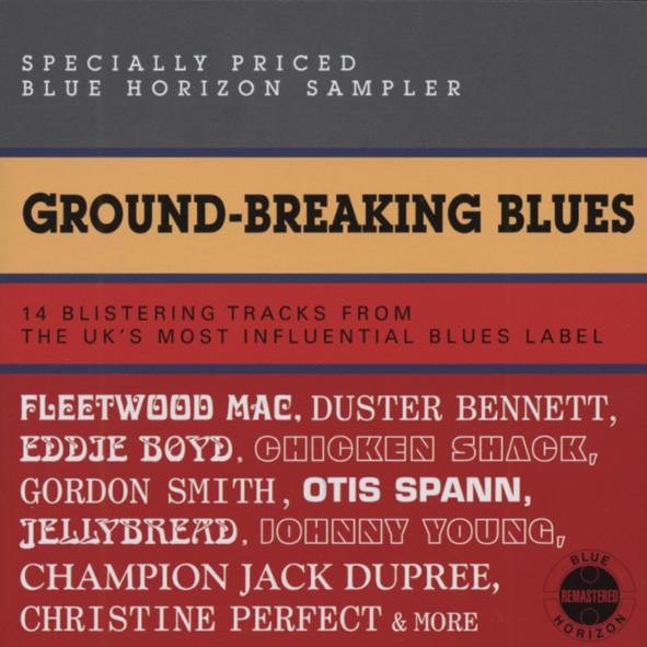 Ground-Breaking Blues
