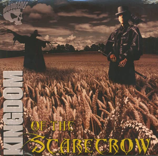 Kingdom Of The Scarecrow (LP, 10inch)