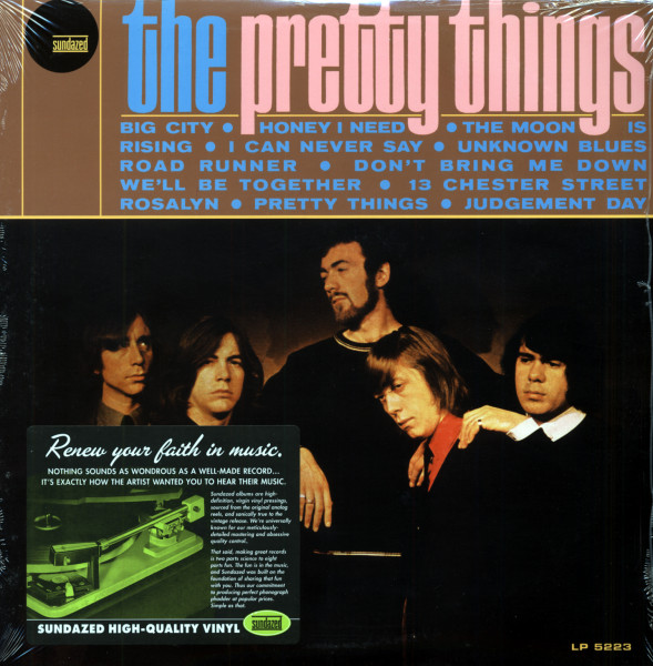 Pretty Things - HQ Vinyl